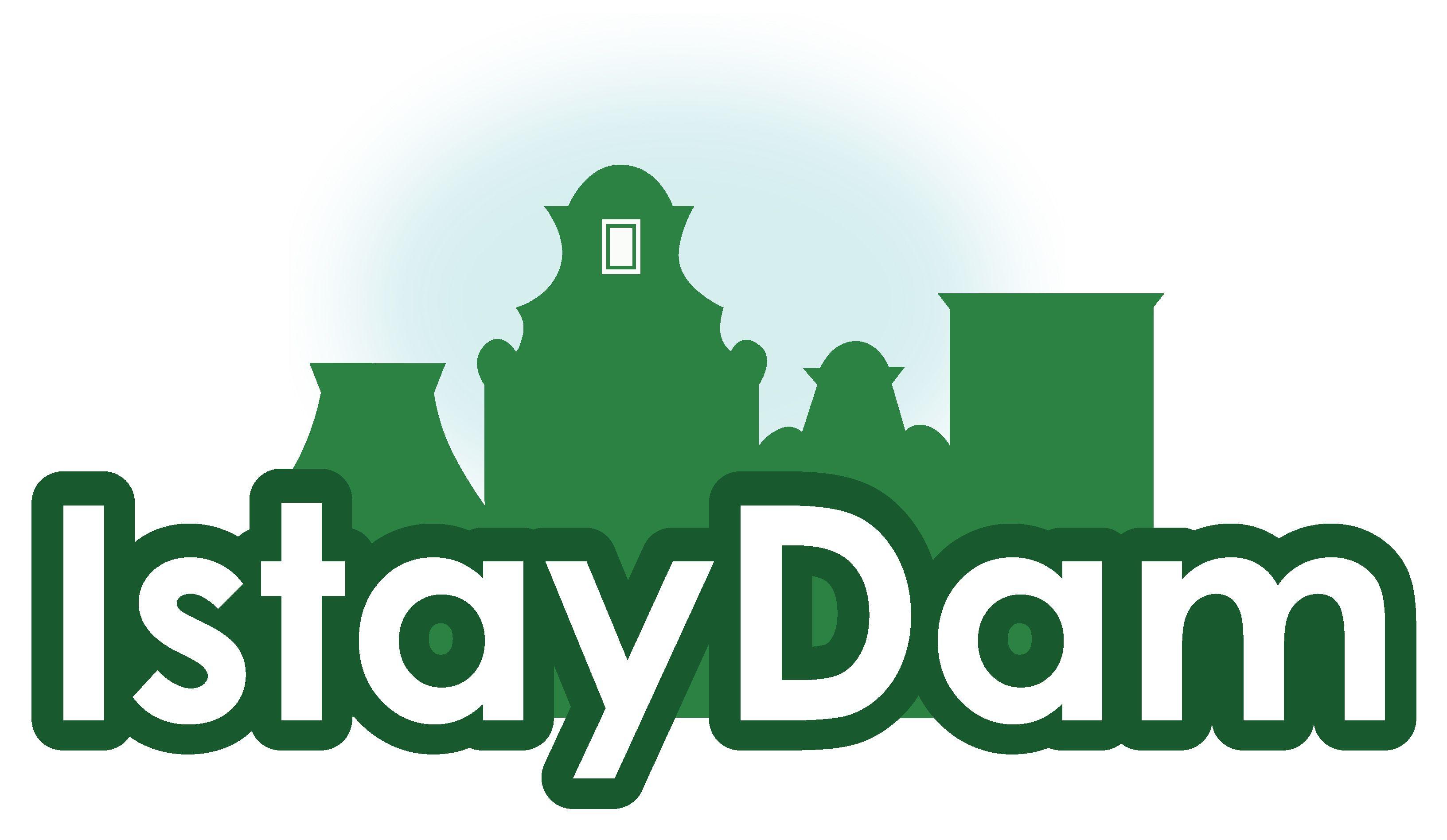 IstayDam | logo restyling