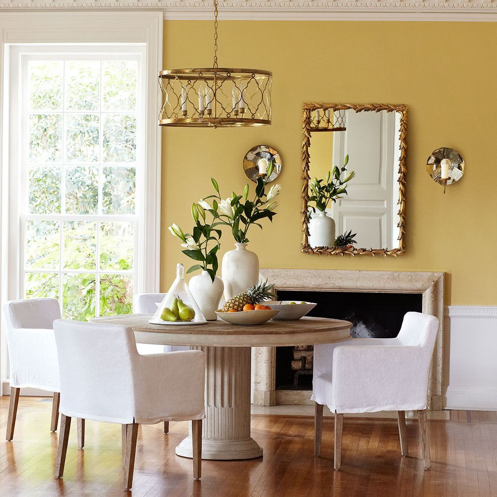 Laurel Leaf Mirror | Leaves, Wall spaces and Dining