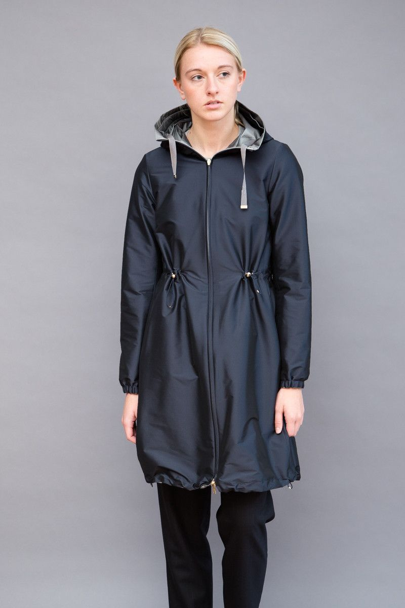 Herno long reversible anorak herno and products