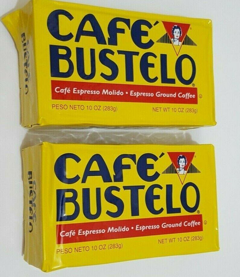 Cafe Bustelo Espresso Molido Ground Coffee 10 oz. Lot 2