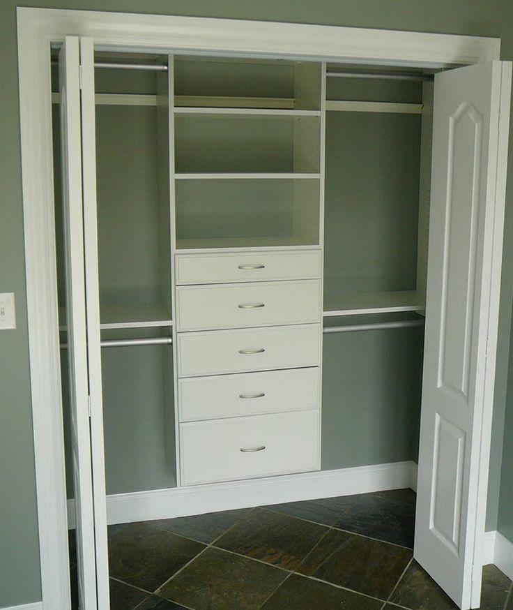 7 Inexpensive Ways To Rejuvenate Your Master Bedroom Bedroom Organization Closet Small Closet Design Bedroom Closet Storage