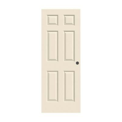 Jeld wen 30 in x 80 in colonist primed textured molded composite jeld wen colonist primed hollow core molded composite slab interior door common x actual x planetlyrics Choice Image