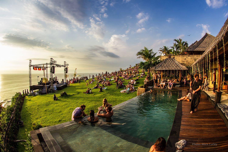 Uluwatu Surf Villas Bali Indonesia Cliff Front Yoga