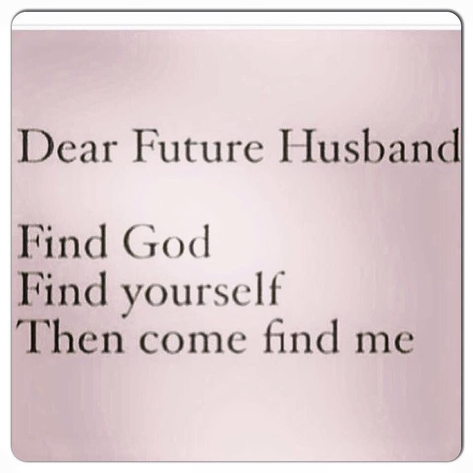 dear future wife quotes - photo #13