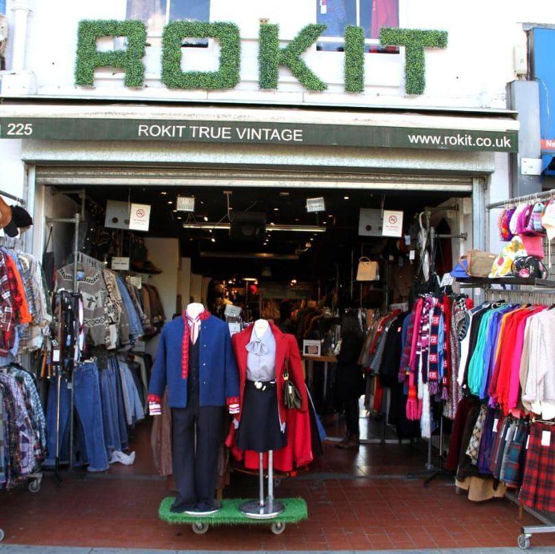 Britain S 50 Best Vintage Fashion Boutiques Vintage Clothing Stores Fashion Boutique Vintage Outfits