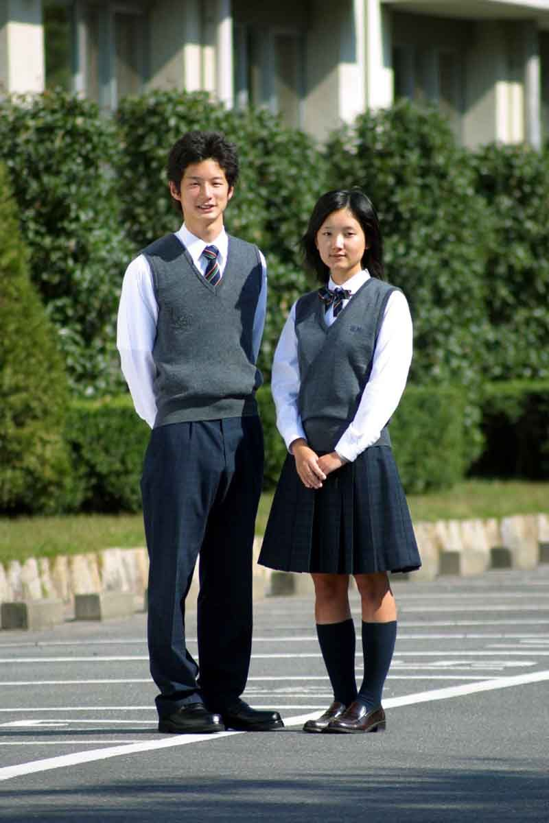 Private school uniforms for girls improbable