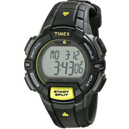 Timex Ironman Rugged Mid-Size Mens Watch T5K809