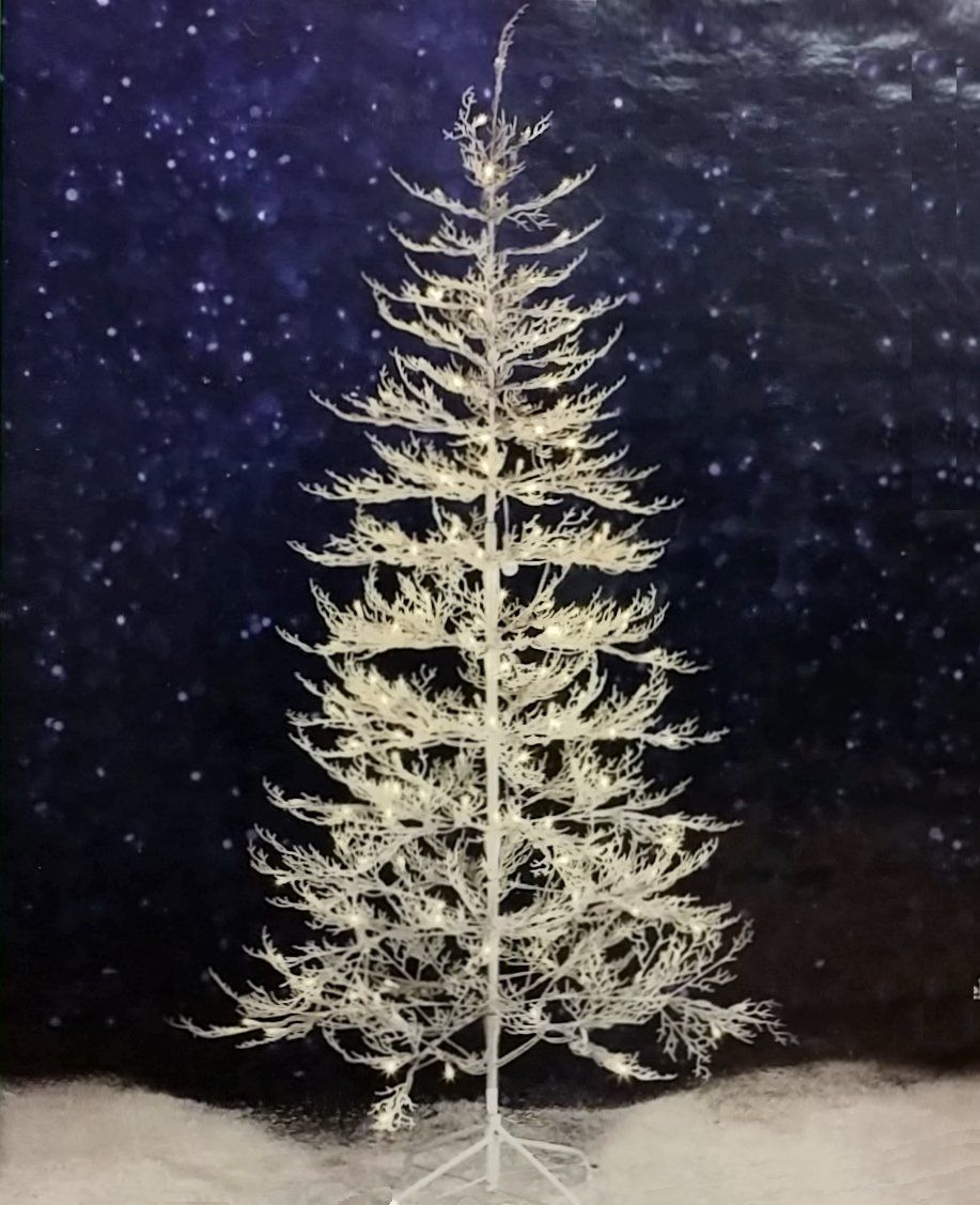 Amazon 7 ft winter white twig tree with led lights indoor amazon 7 ft winter white twig tree with led lights indoor kristyandbryce Image collections