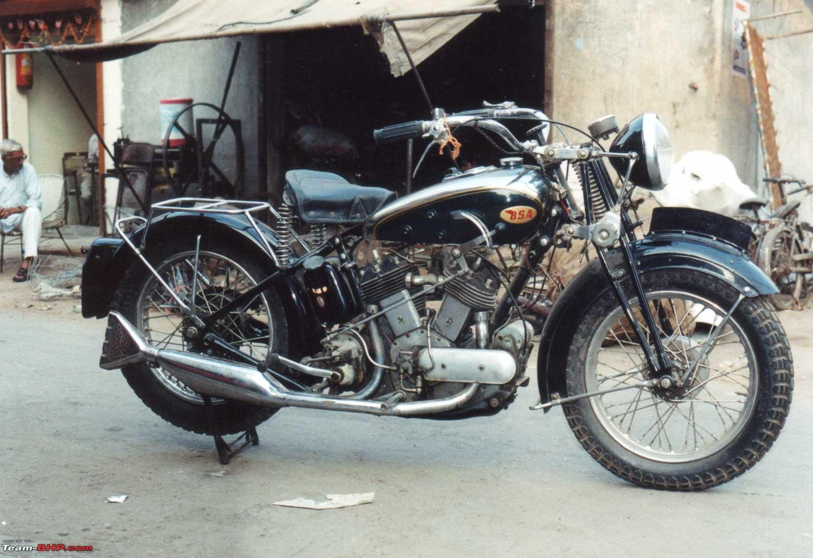 B S A G14 Bsa Motorcycle Classic Motorcycles Classic Bikes