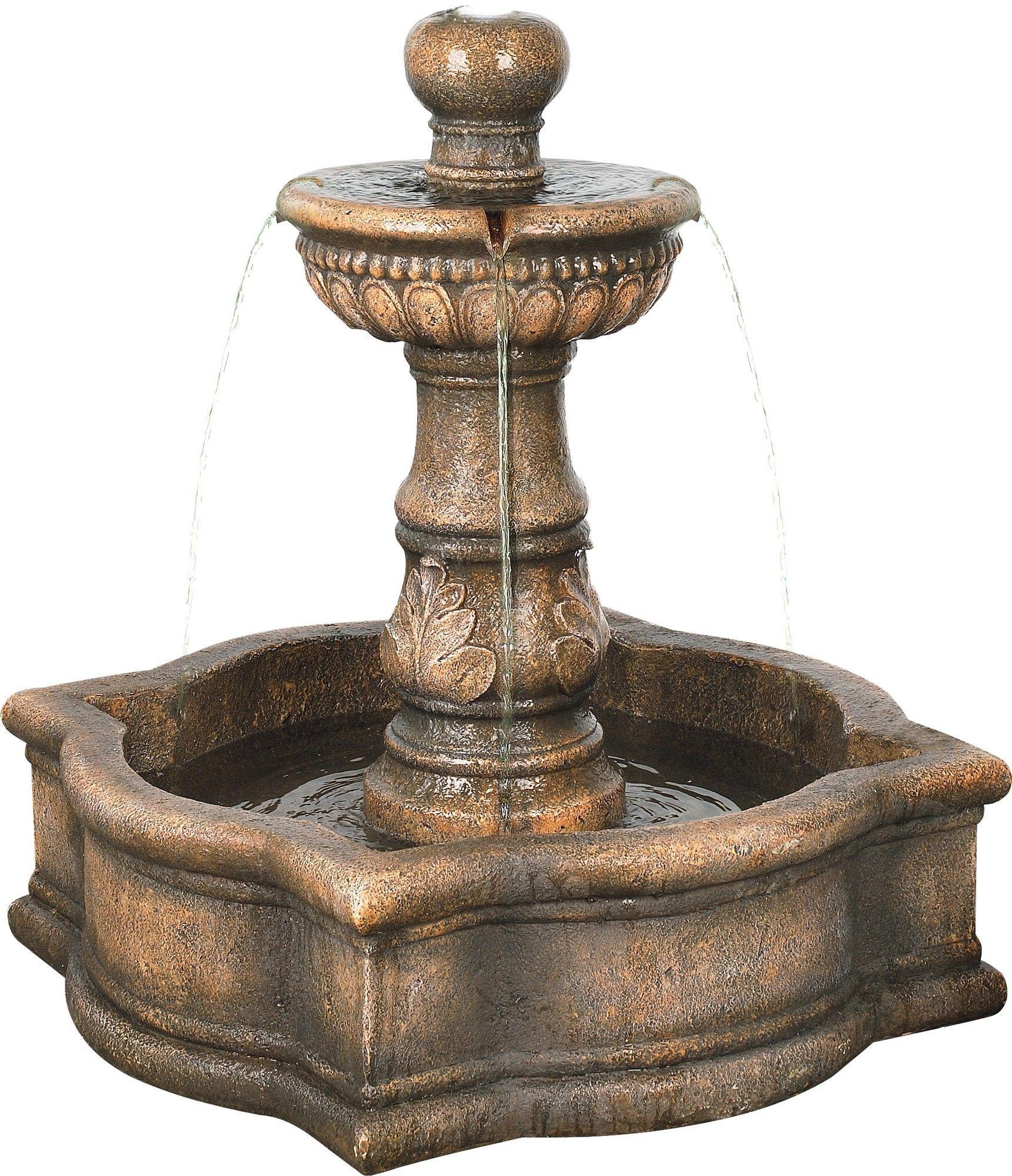Pembrooke Old World Design Fountain