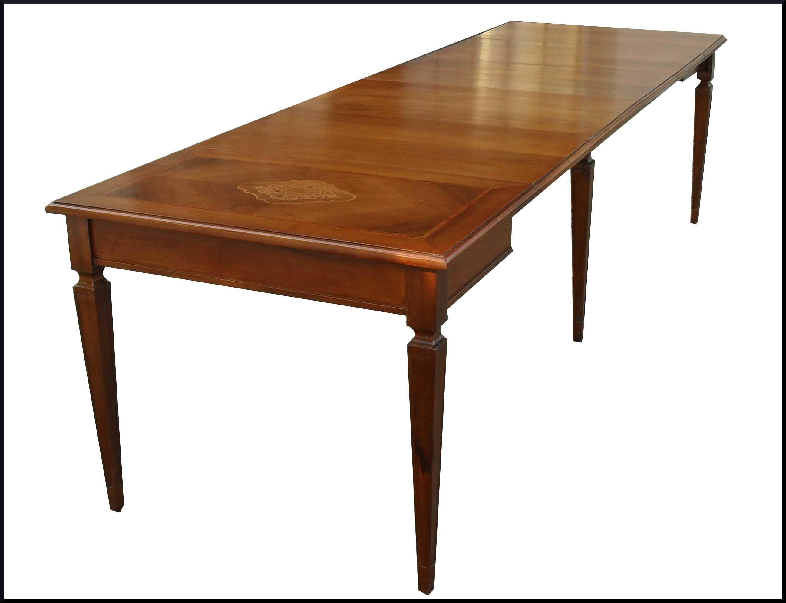 Tavolo Intarsiato ~ Tavolo a consolle demilune apribile allungabile tavoli classici