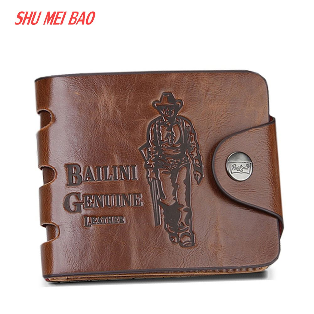 designer brand mens wallets 99f4  Vintage PU Leather Wallet Multifunctional Designer Brand mens Purse Small  Wallet Zipper Coin Purse Card Holder