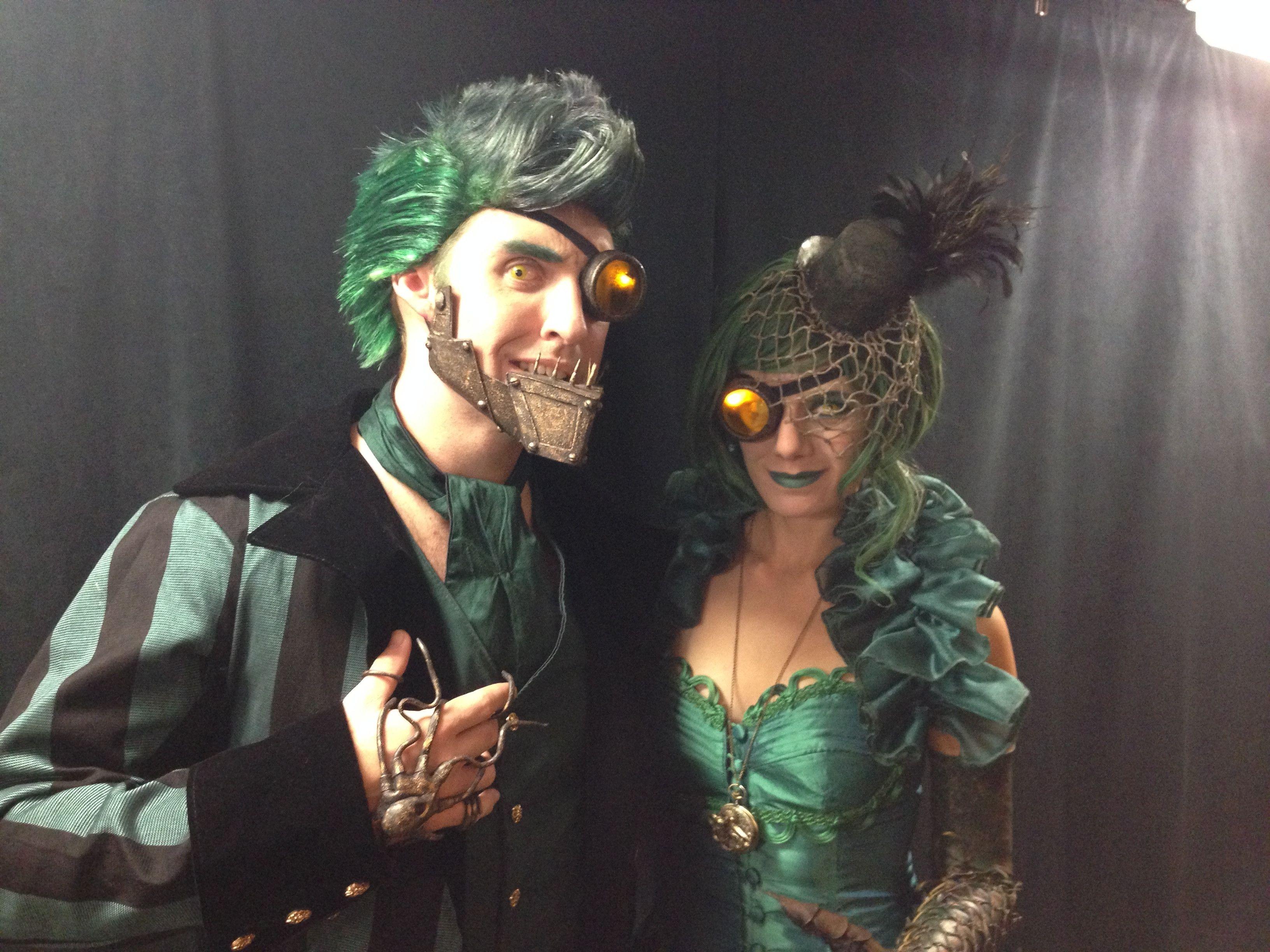 flotsam and jetsam costume the little mermaid on