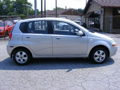 2006 Chevrolet Aveo New Cars Used Cars Car Dealer