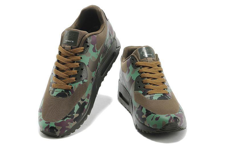 Nike Air Zapatos Max 90 Hyperfuse Zapatos Air Mundo Oliva Hombres Sp Camo 3fdc36