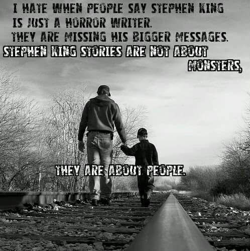 Stephen King quotes... everyday