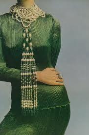 Gloria Vanderbilt in Fortuny by Richard Avedon 1969