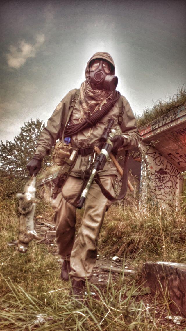 Hunting post apocalypse