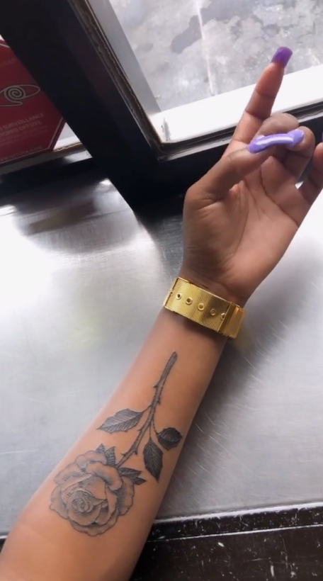 54 SIMPLE WRIST TATTOO FOR GIRLS - jeweke
