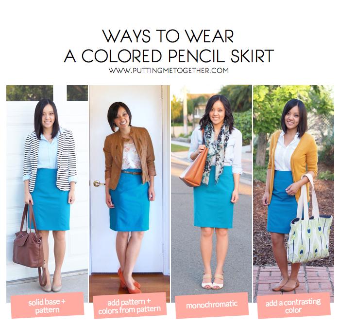 How To Line A Pencil Skirt - Dress Ala