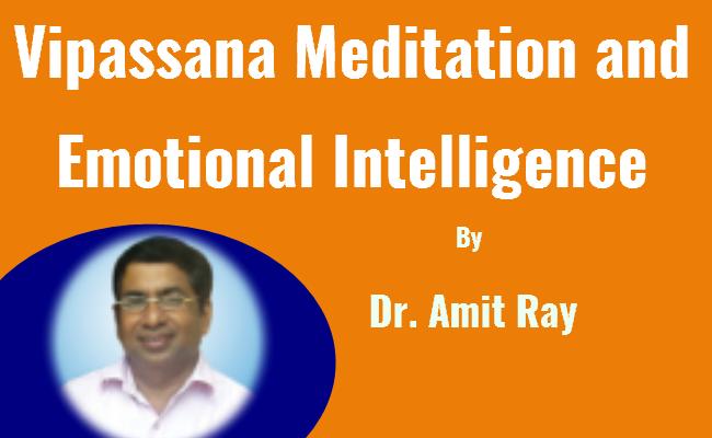 Vipassana Meditation and Emotional Intelligence Course by ...