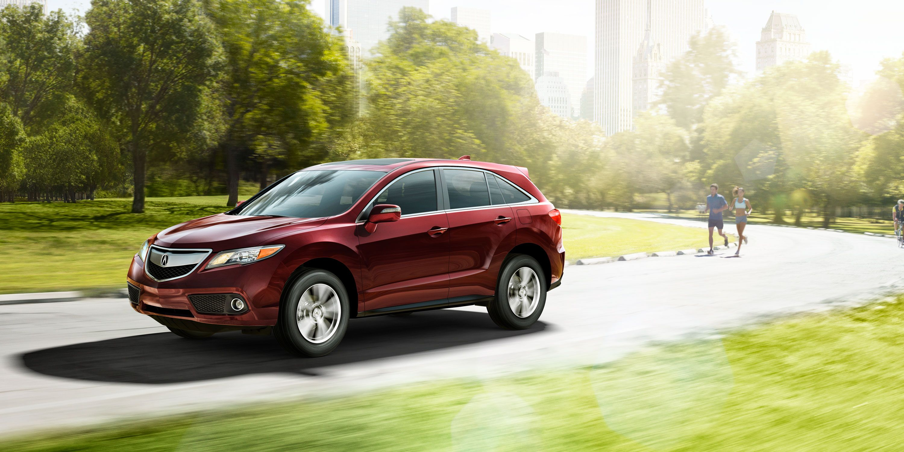 Rdx With Technology Package In Basque Red Pearl Ii Acura Rdx Acura Acura Suv