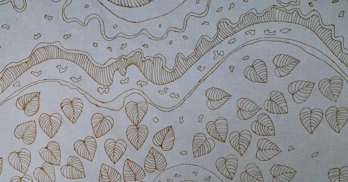 30 Gambar Batik Keren Mudah Di Gambar Motif Batik Bunga Dibuku Gambar Hitam Putih Kata Kata Bijak Download Ketahui Jenis Motif Di 2020 Gambar Buku Gambar Tenunan