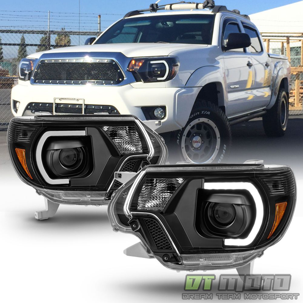 Details about For 2012 2013 2014 2015 Toyota Tacoma LED DRL