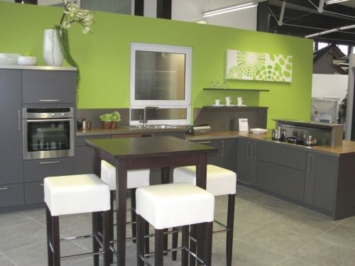 Grey And Green Kitchen grey and lime green kitchen | winda 7 furniture