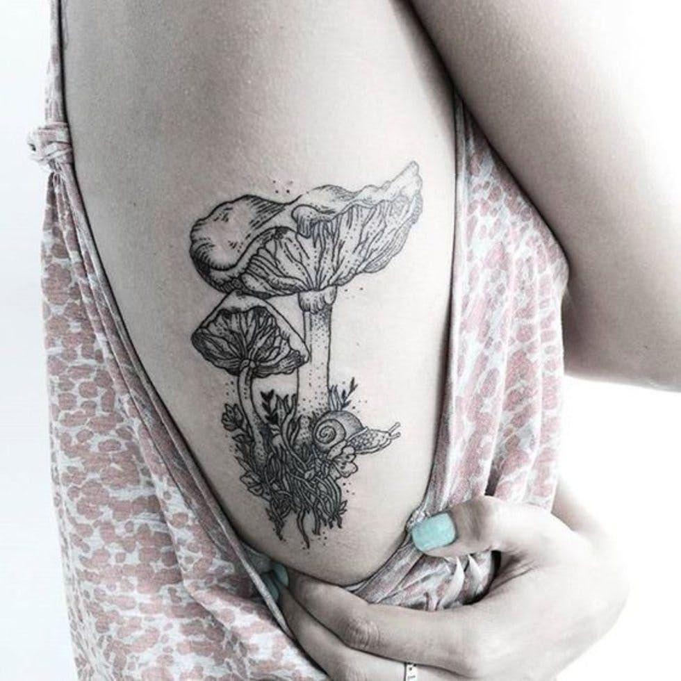 Photo of 29 autumn tattoos that capture the magic of the golden season