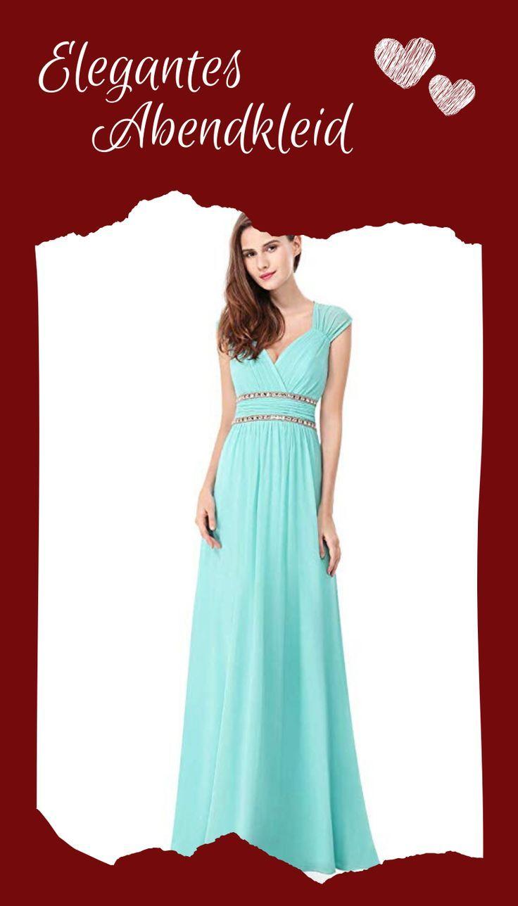Traumhaftes Abendkleid in vielen verschiedenen Farben ...