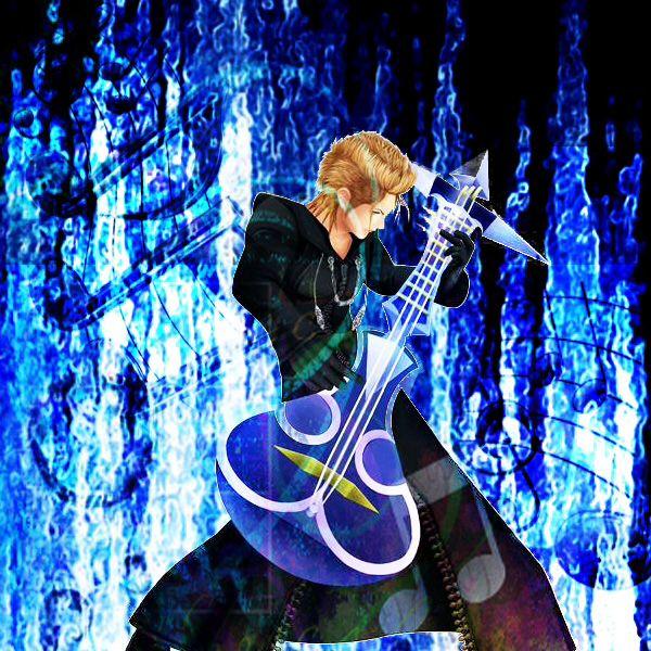 Awesome Demyx Wallpaper Kingdom Hearts 3 Kingdom Hearts Wallpaper
