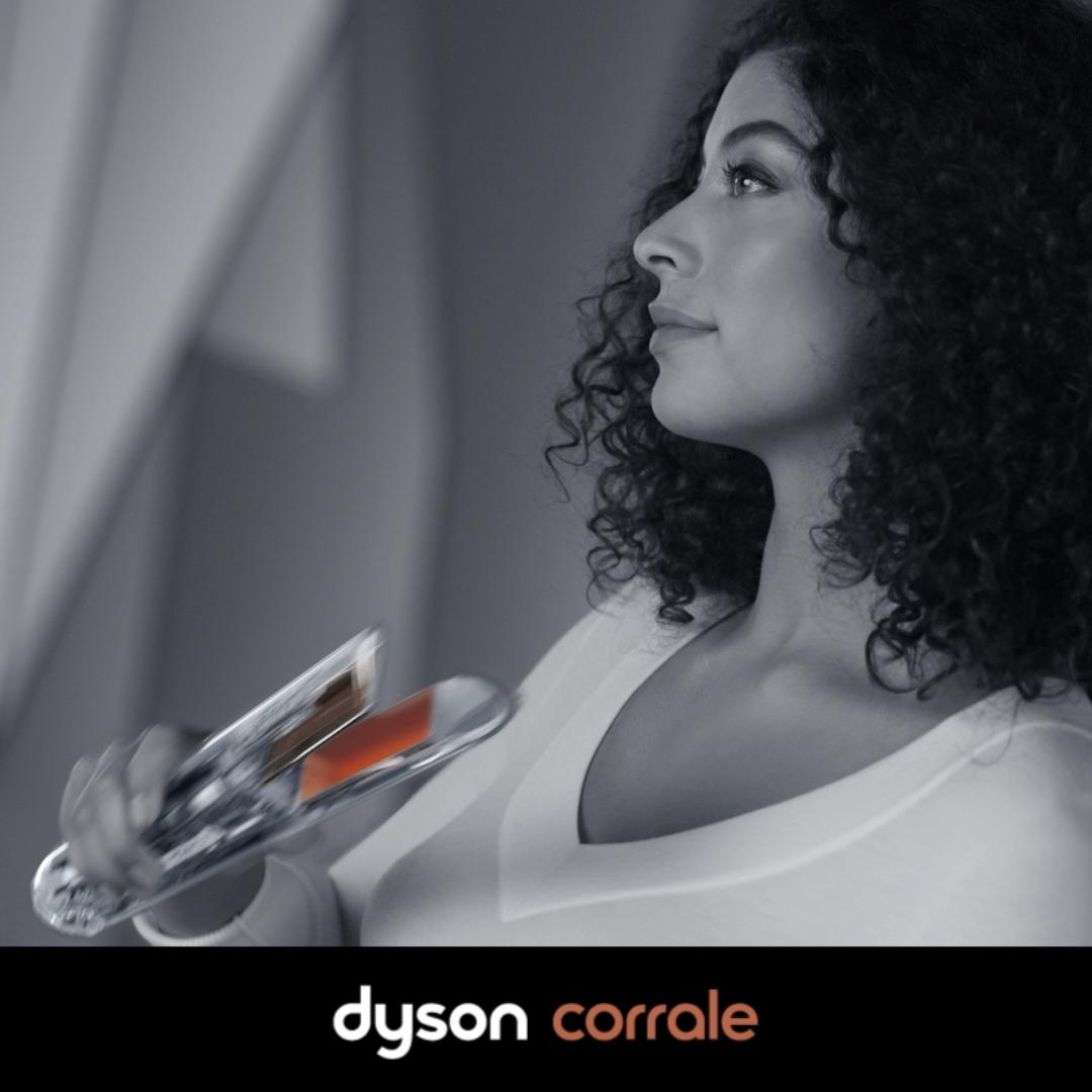 Photo of Der neue Dyson Corrale ™ Haarglätter