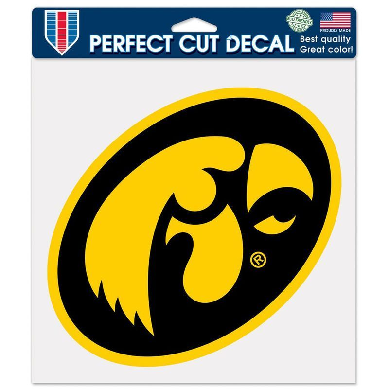WinCraft Michigan Wolverines Primary M Logo Die Cut Decal 4 x 4 Colored