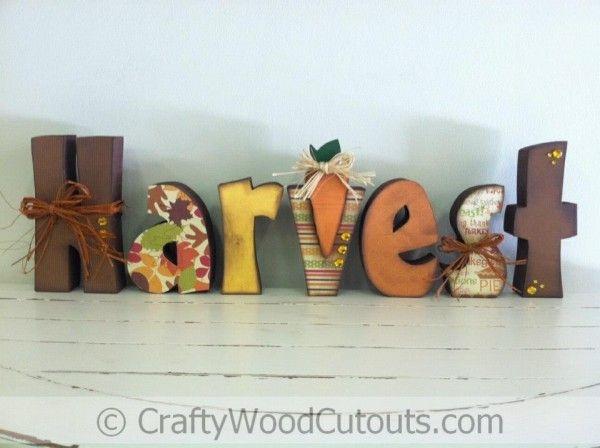 November wood crafts crafty wood cutouts autumn pinterest november wood crafts crafty wood cutouts sciox Images