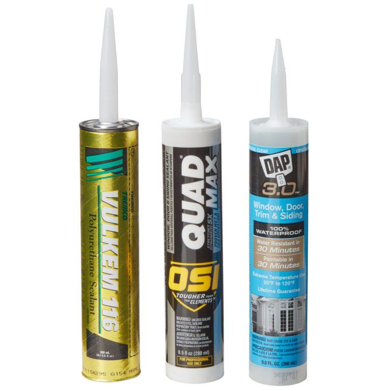 Expert Guide For Choosing The Right Caulk For Any Job Any Job Fun To Be One Home Repair