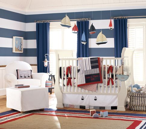 Regatta Mobile Pottery Barn Kids Love The Mobile And The