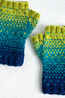 Photo of Drops of Spring Mitts