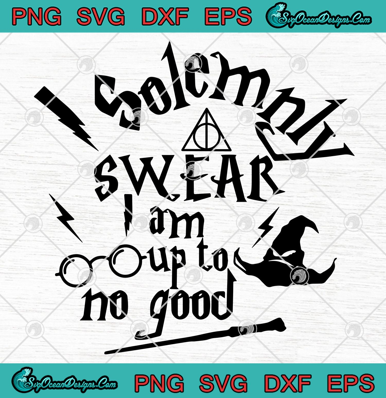 Download Harry Potter Solemnly Swear I Am Up To No Good Svg Png Eps ...