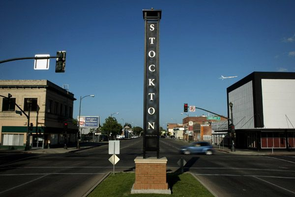 Stockton Ca With Images American Cities California City Best