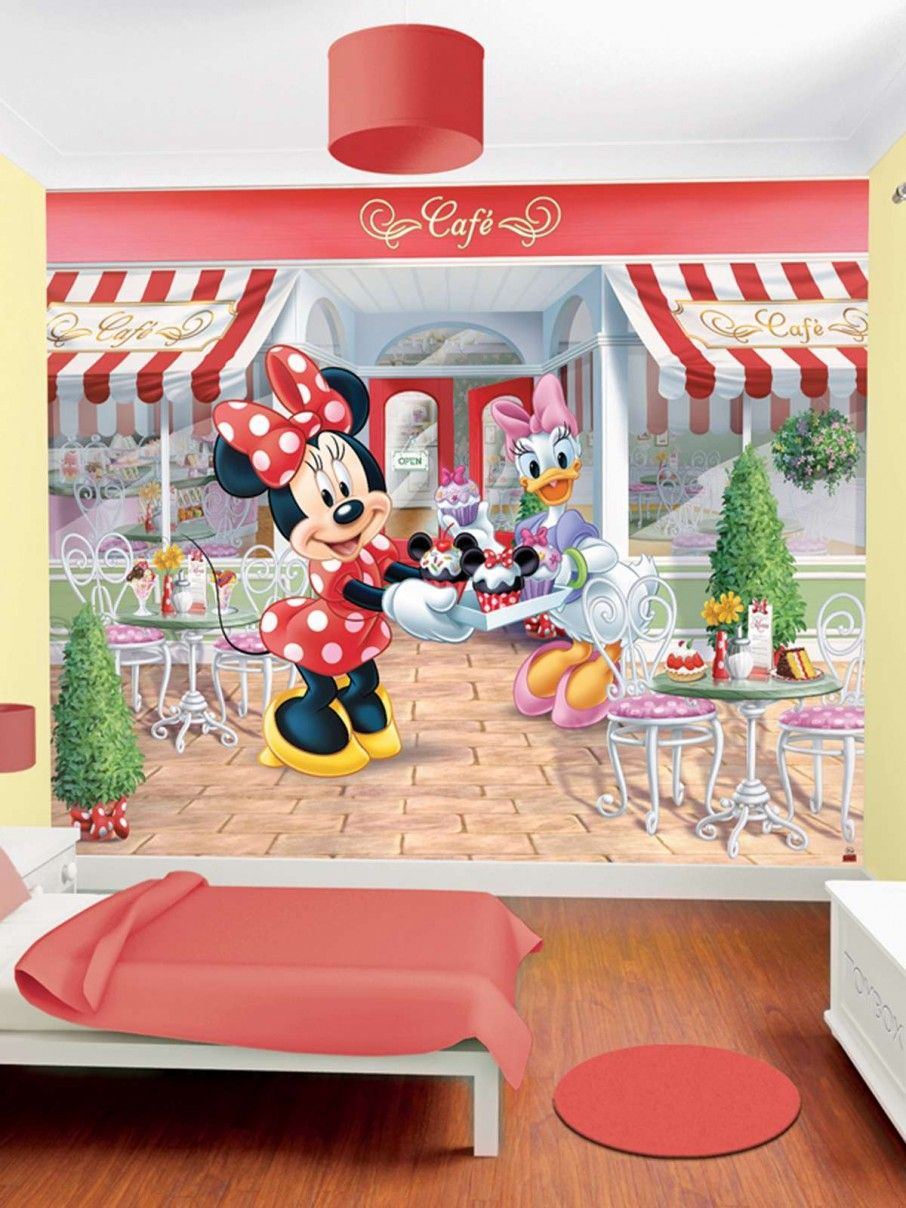 Best Cool Minnie Mouse Bedroom Ideas For Your Family Wide 400 x 300