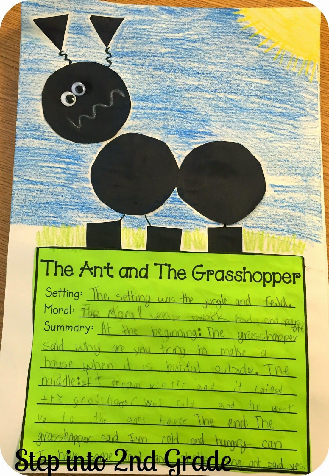 Step Into 2nd Grade With Mrs Lemons Fable Fun And Freebies Cravenschastity Vgois12