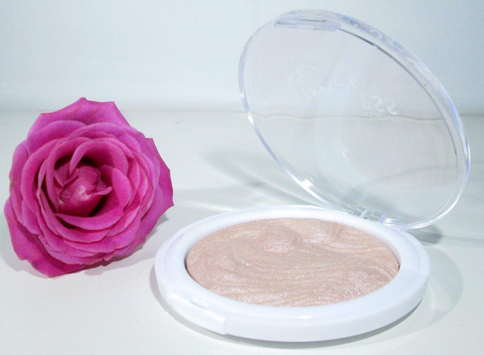 MUA Undress Your Skin Shimmer Highlighter My makeup