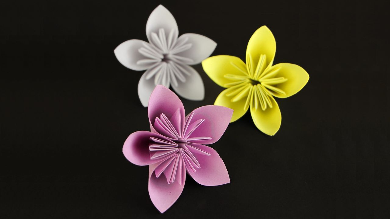 How To Make A Paper Flower Easy Step By Step Instructions 100