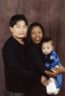 Chinese black interracial