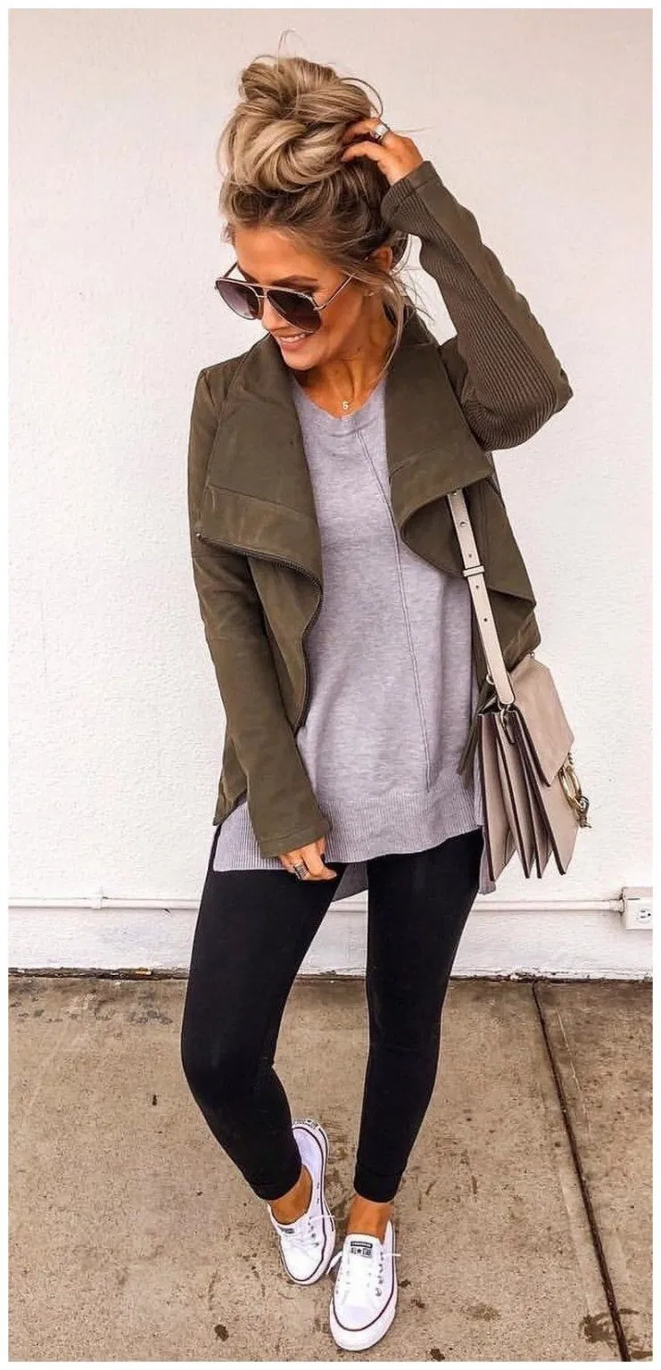 30+ Pretty Casual Spring Outfit Ideas You Should Try » Home in