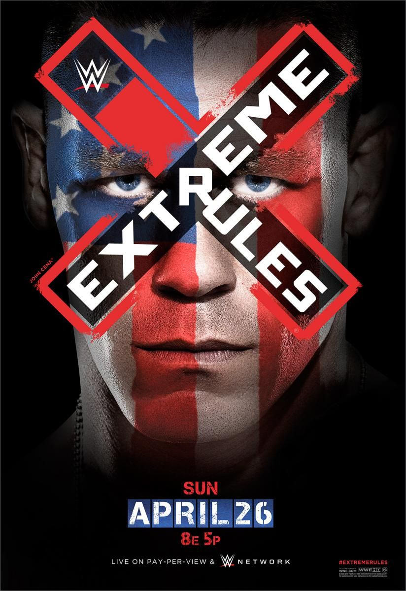Wwe extreme rules 2015 full show live an extreme rules match to retain the wwe world title recaps action packed photos and videos and much more