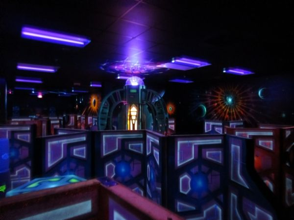 Laser Tag at Incredible Pizza Company! Danger Room Pinterest