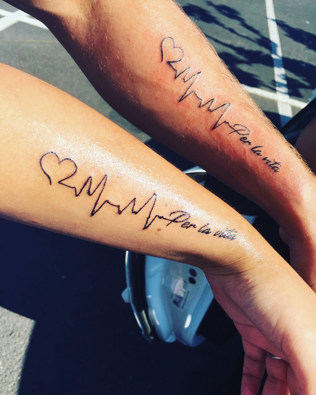 21++ Tatouage en commun couple inspirations