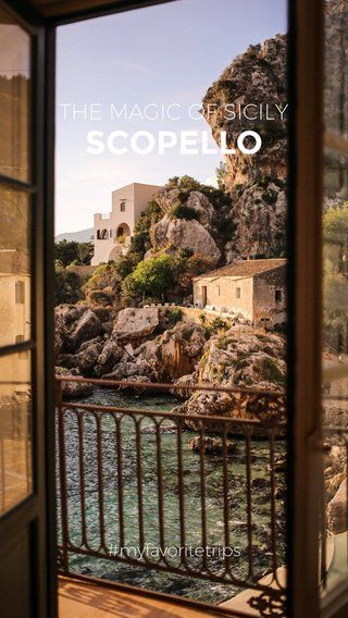 Absolutely beautiful photos of the Scopello village in Sicily, Italy!   #ItalyPhotography #ItalyTravel #SicilyTravel #SicilyPhotography #StunningPhotography #SummerVibes